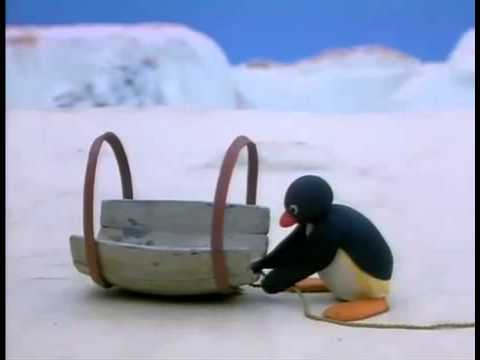 Pingu - Barrel Of Fun
