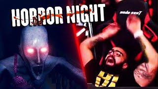 Tο jumpscare της χρονιάς! | HORROR NIGHT