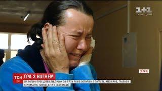 видео У селі на Волині дитина померла від отруєння