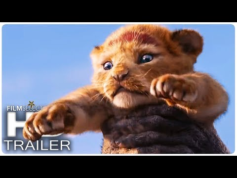 THE LION KING Trailer (2019)