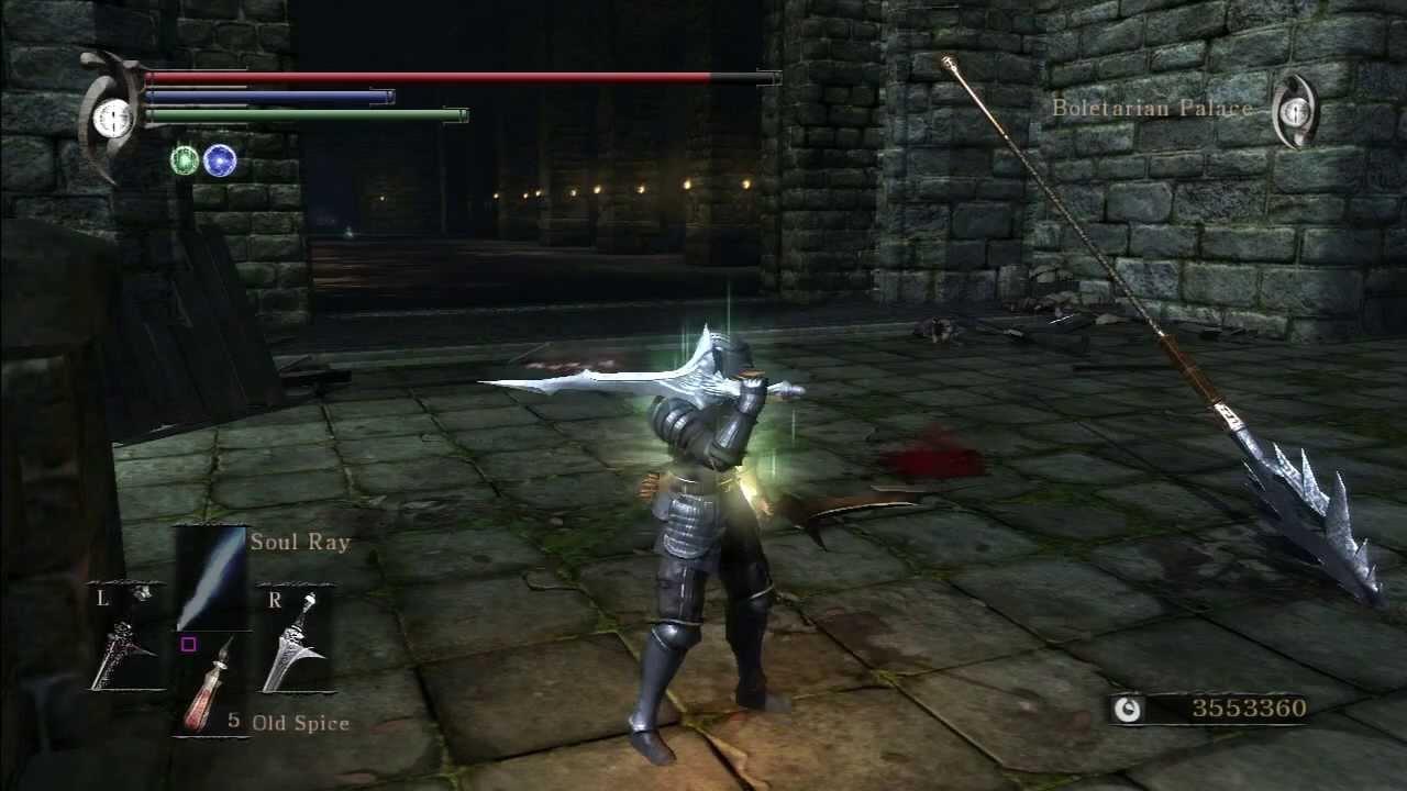 Broad sword demon's souls english wiki.