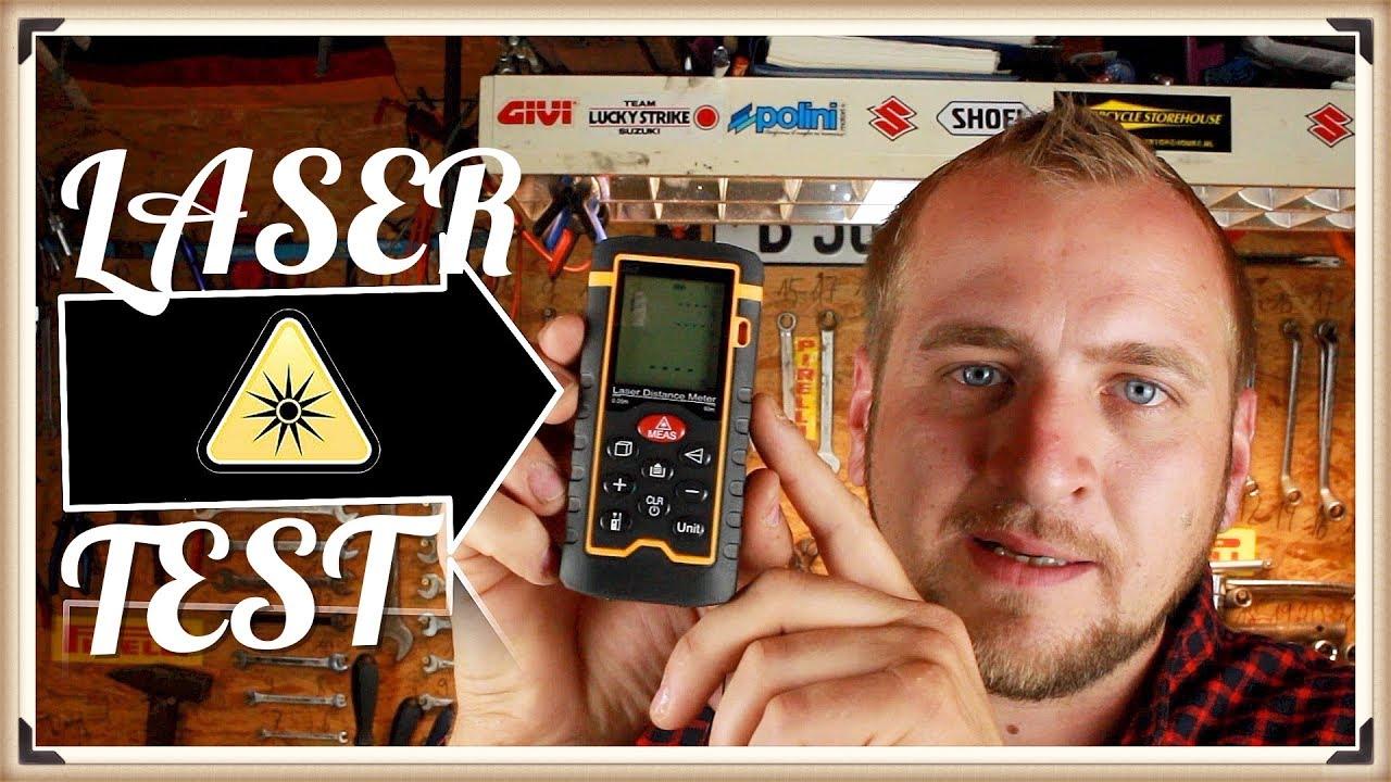 Test Entfernungsmesser Laser : Laser entfernungsmesser preciva test distanzmessgerät