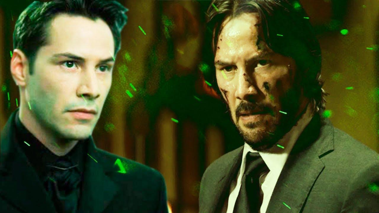 John Wick y Matrix