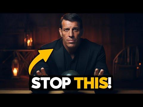 Aturan Top 10 Tony Robbins Untuk Sukses (@TonyRobbins)