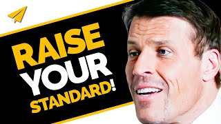 Download You MUST RAISE Your STANDARDS!   Tony Robbins   Top 10 Rules