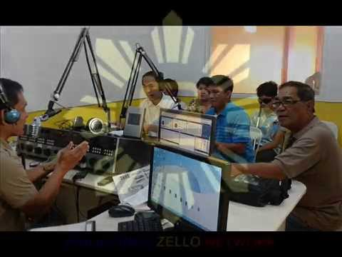 "Philippines Zello Network - ""LIVE"" Radio Interview 2015"