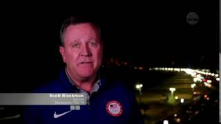 USOC CEO Scott Blackmun on NCAA conferences