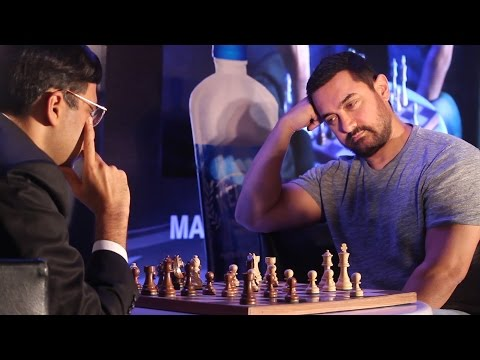 Aamir Khan vs Viswanathan Anand | Chess Match