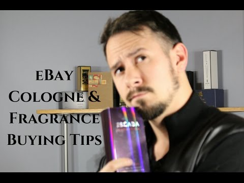 Tips for Buying Cologne / Perfume on eBay