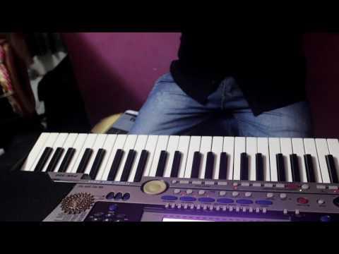 Aai Bhavani tujhya krupene - gondhal on keyboard