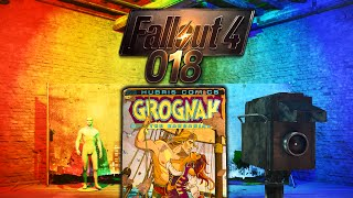 FALLOUT 4 [018] - Comic Convention of the Undead ★ Let
