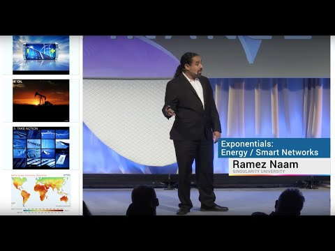 Energy and Smart Networks | Ramez Naam | Exponential Finance