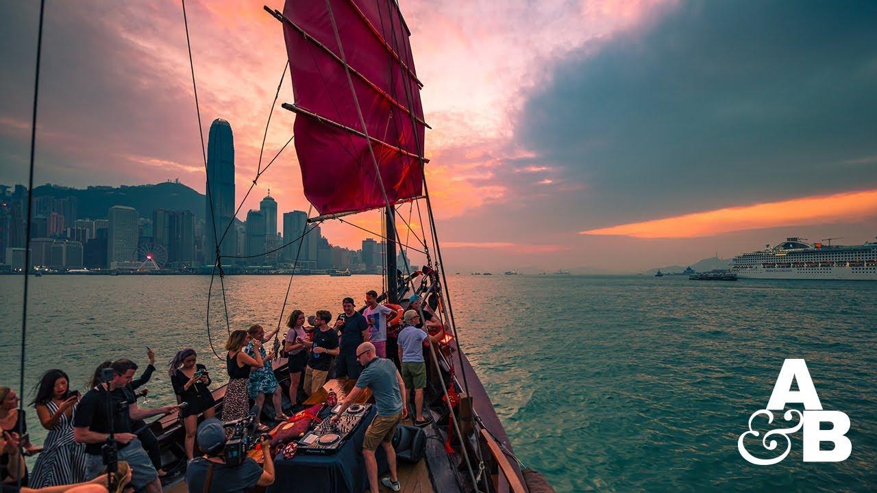 Download Above & Beyond Deep Warm Up Set #ABGT300 Live on Victoria Harbour, Hong Kong (Full 4K Ultra HD Set)