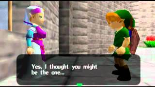 Zelda's Lullaby 10 Hours - Zelda Ocarina of Time