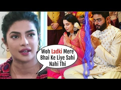 SHOCKING | Priyanka Chopra CONFIRMS Break Up Of Brother Siddharth Chopra And Ishita Kumar Mp3