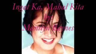 Ingat Ka, Mahal Kita by Manilyn Reynes