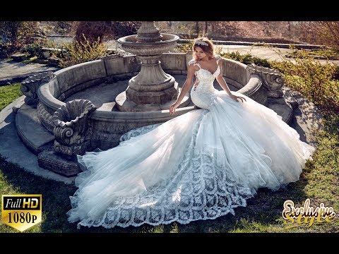 Beautifully Gorgeous Bridal Wedding Gowns and Wedding Dresses (2020 Fashion Showcase)