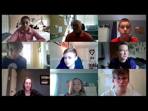 5-15-20 Woodlynde School's Virtual Morning Assembly | Strafford, PA