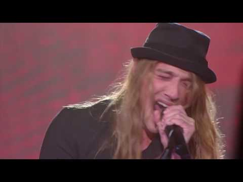 Dream On( Aerosmith)   Travis Cormier cover The Voice