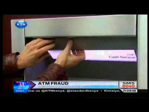 News : ATM skimming scam