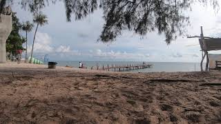 ТаймЛапс Пляж- Туристы Вьетнам - Фу-куок(Vietnam - Phu-Quoc) 2019