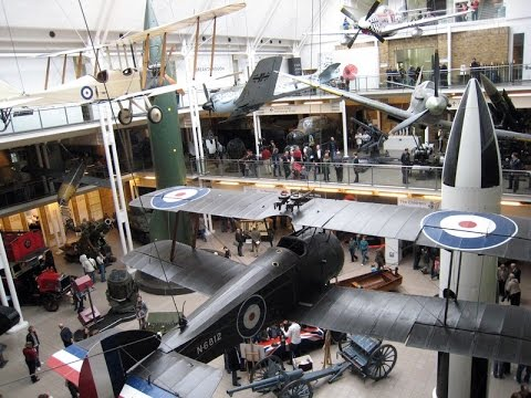 The Imperial War Museum London Tour