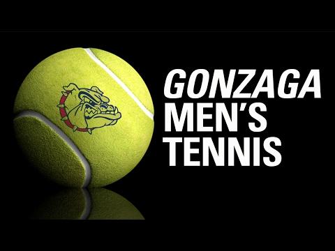 Court 3 - Gonzaga vs Sac State - Men's Tennis