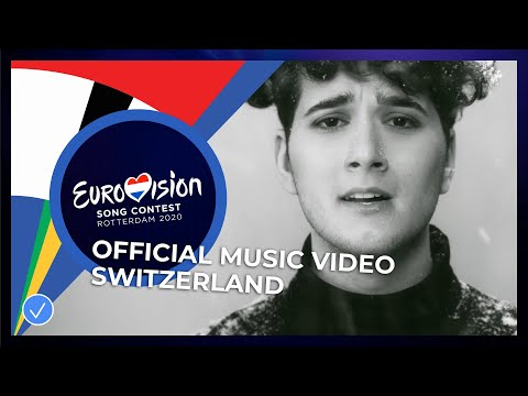 Gjon's Tears - Répondez-moi - Switzerland 🇨🇭 - Official Music Video - Eurovision 2020