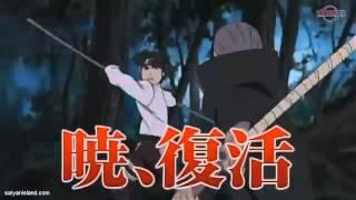 Наруто Фильм 9   Путь Ниндзя Трейлер №2 720