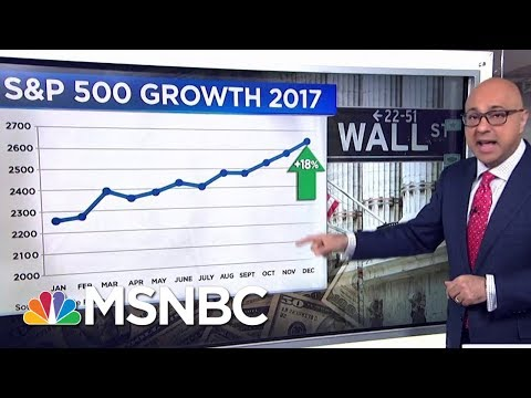 How Have The Stock Markets Performed Under President Donald Trump? | Velshi & Ruhle | MSNBC