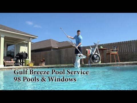 Above Ground Pool Maintenance in Pulaski