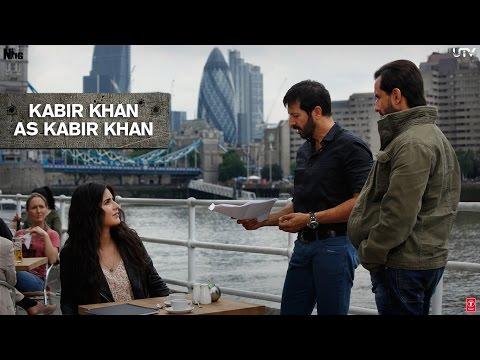 Kabir Khan as Kabir Khan  Phantom  Releasing August 28