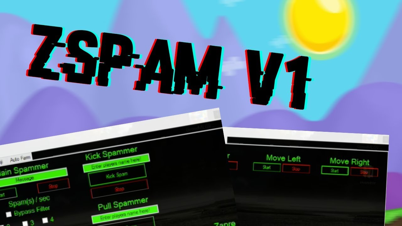 Auto spammer download