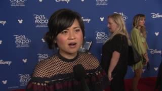 D23 Star Wars: The Last Jedi - Kelly Marie Tran - 2017 Lucasfilm HD