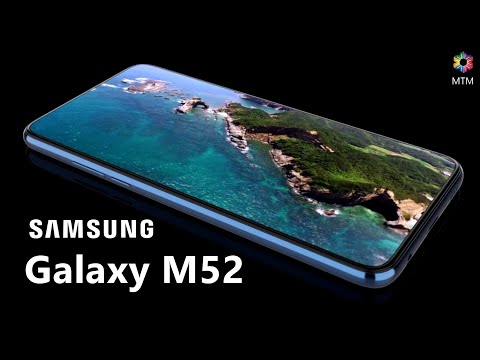 Samsung Galaxy M52 Release Date, Price, 7500mAh Battery, Features, Specs, Camera, First Look, Leaks