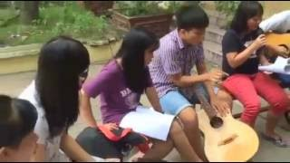 Đón Ánh Mặt Trời - Clb guitar Nguyễn Hữu Cầu