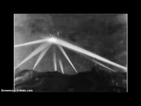UFO rare Picture 1942,.'Battle Of Los Angeles' Pt,1 You need to See Pt,2