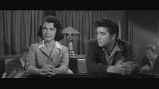 Elvis meets Judy Tyler in Jail House Rock..