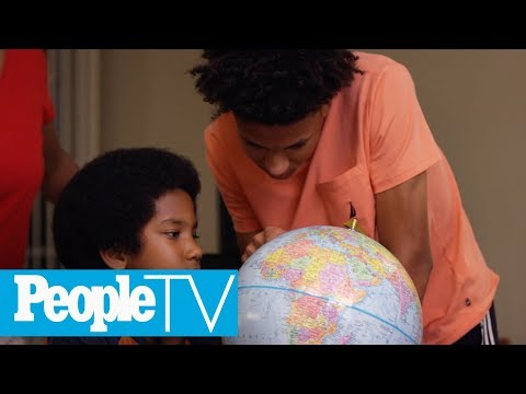 Chris and Donella's Blended Cross-Cultural Family | Family Portrait | PeopleTV