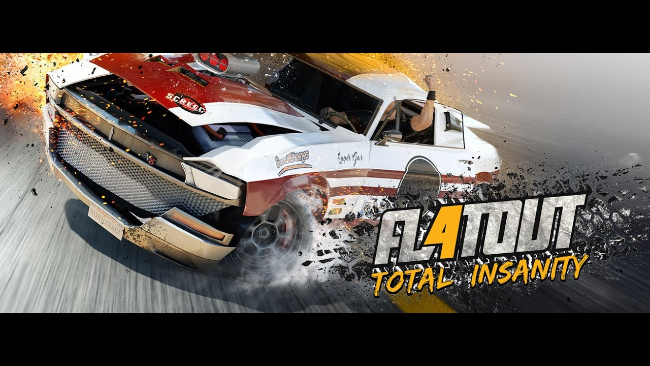 flatout 4 gameplay xbox one career youtube. Black Bedroom Furniture Sets. Home Design Ideas