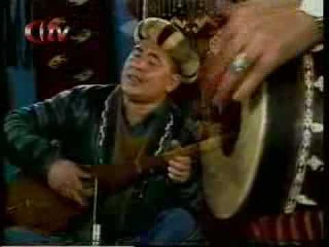 Turkmen Folk song - Ene - Serwer Bagshy