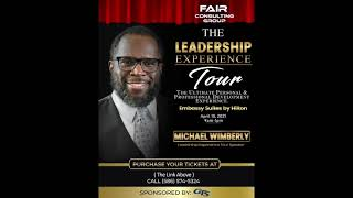The Leadership Experience Tour 2021