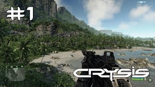 Crysis прохождение игры - Уровень 1: Высадка