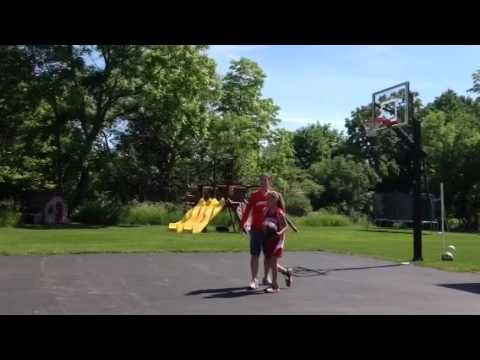 HBC Summer Workout Program- 4th -6th Grade Dribble Moves to Shot