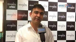 Subram Kapoor Partner StoneLife | Launched StoneLife Super Studio @ Hyderabad