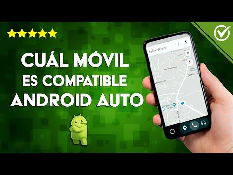 ¿Cuáles Teléfonos Móviles son Compatibles con Android Auto?
