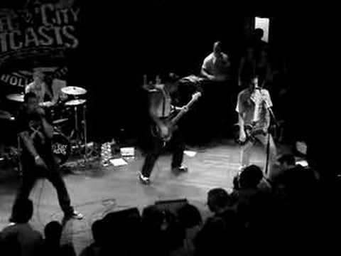 Angel City Outcasts - Live at Knitting Factory, Hollywood