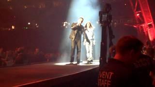 U2 - Live @ Gillette Stadium - Front Row Video - City of Blinding Lights