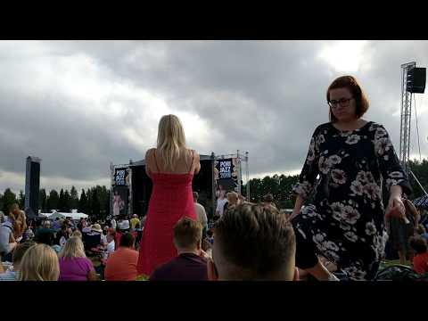 """Katie Melua - """"On The Road Again"""" (Canned Heat Cover, Live @ Pori Jazz Festival 2018)"""