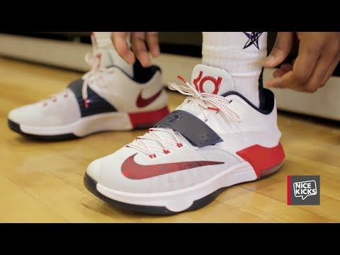 new style a1396 5adf3 Nike KD 7 Performance Review
